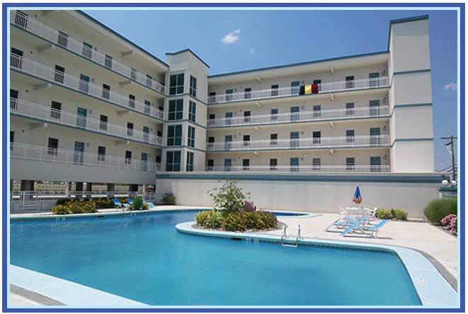 Marina Bay Condominiums At Rio Grande In Wildwood New Jersey